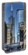 0078 Willis Tower Chicago Portable Battery Charger