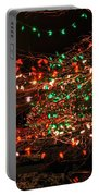 008 Christmas Light Show At Roswell Series Portable Battery Charger