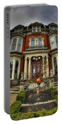 008 Mansion On Delaware Ave Portable Battery Charger