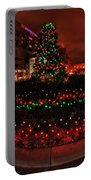 009 Christmas Light Show At Roswell Series Portable Battery Charger