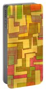 0101 Abstract Thought Portable Battery Charger