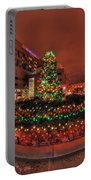 012 Christmas Light Show At Roswell Series Portable Battery Charger