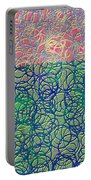 0122 Abstract Thought Portable Battery Charger