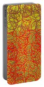 0124 Abstract Thought Portable Battery Charger