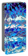 0137 Abstract Thought Portable Battery Charger