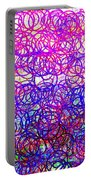 0144 Abstract Thought Portable Battery Charger