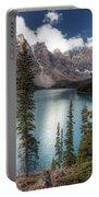 0184 Moraine Lake Portable Battery Charger