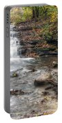 0278 South Elgin Waterfall Portable Battery Charger
