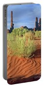 0348 Totem Pole Portable Battery Charger