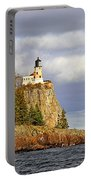 0376 Split Rock Lighthouse Portable Battery Charger