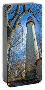 0378 Grosse Point Lighthouse Portable Battery Charger