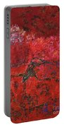 045 Abstract Thought Portable Battery Charger