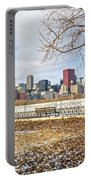 0452 Chicago Skyline Portable Battery Charger