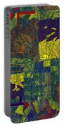 0466 Abstract Thought Portable Battery Charger
