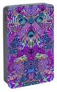0476 Abstract Thought Portable Battery Charger