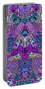 0476 Abstract Thought Portable Battery Charger by Chowdary V Arikatla