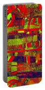 0480 Abstract Thought Portable Battery Charger