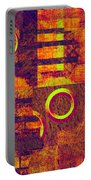 0482 Abstract Thought Portable Battery Charger