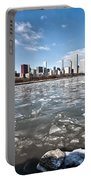 0486 Chicago Skyline Portable Battery Charger