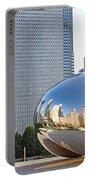 0553 Millennium Park Chicago Portable Battery Charger
