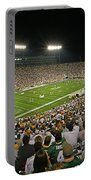 0610 Lambeau Field Portable Battery Charger