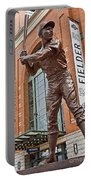 0620 Hank Aaron Statue Portable Battery Charger
