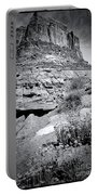 0715 Guardian Of Canyonland Portable Battery Charger