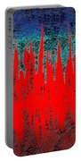 0738 Abstract Thought Portable Battery Charger