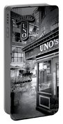0748 Uno's Pizzaria Portable Battery Charger