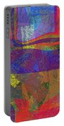 0781 Abstract Thought Portable Battery Charger