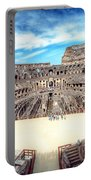 0795 Roman Colosseum Portable Battery Charger