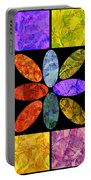 0804 Abstract Thought Portable Battery Charger