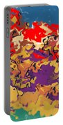 0806 Abstract Thought Portable Battery Charger