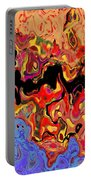 0809 Abstract Thought Portable Battery Charger