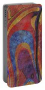 0880 Abstract Thought Portable Battery Charger