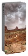 0883 Monument Valley Portable Battery Charger