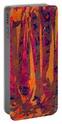 0917 Abstract Thought Portable Battery Charger
