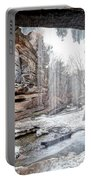 0938 Lasalle Falls - Starved Rock State Park Portable Battery Charger