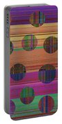 0948 Abstract Thought Portable Battery Charger
