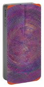 0965 Abstract Thought Portable Battery Charger