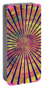 0966 Abstract Thought Portable Battery Charger