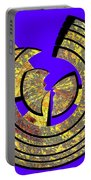 0985 Abstract Thought Portable Battery Charger