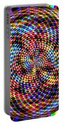 0994 Abstract Thought Portable Battery Charger