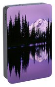 Glacier Peak  In Image Lake Portable Battery Charger
