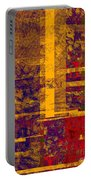0161 Abstract Thought Portable Battery Charger