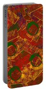 0255 Abstract Thought Portable Battery Charger
