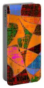 0267 Abstract Thought Portable Battery Charger