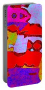 0319 Abstract Thought Portable Battery Charger