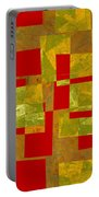 0393 Abstract Thought Portable Battery Charger