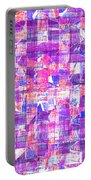 0397 Abstract Thought Portable Battery Charger